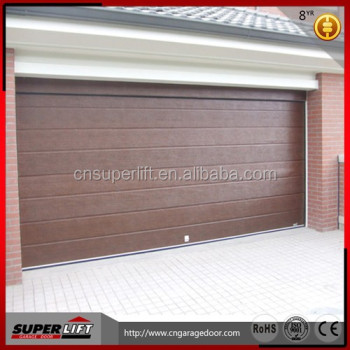 PU Sandwich Panel Garage Door Sales,waterproof Garage Door Panel Sales  Lower Prices