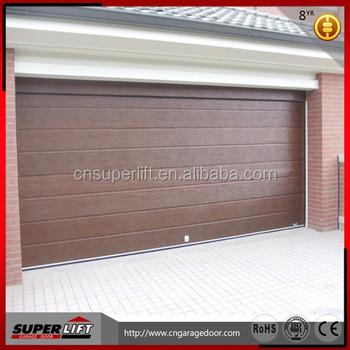 Exceptional PU Sandwich Panel Garage Door Sales,waterproof Garage Door Panel Sales  Lower Prices