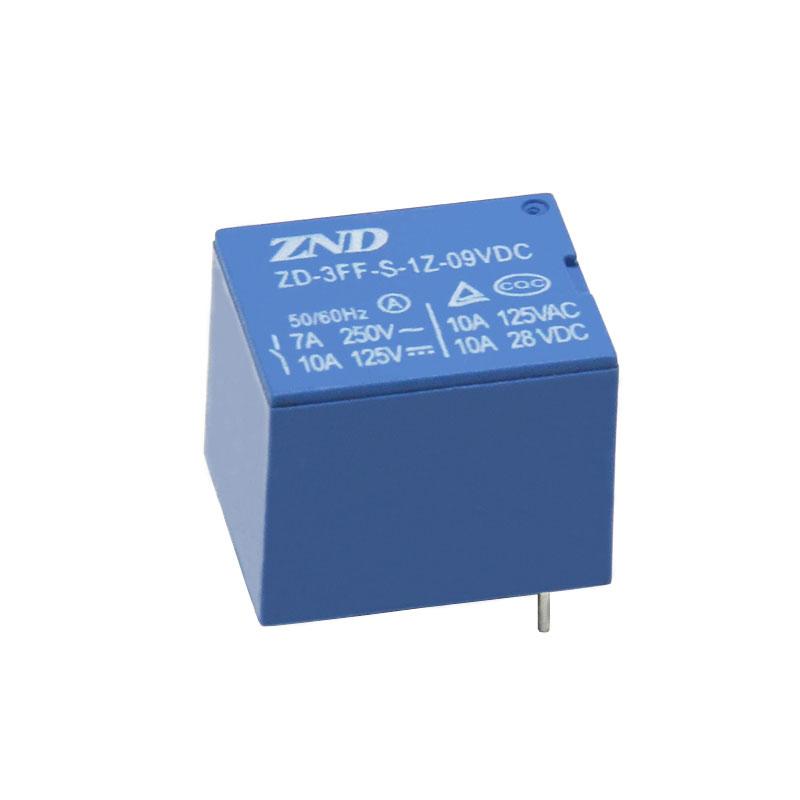 10pcs nouvelle et relais ZD-3FF-S-1Z-24VDC