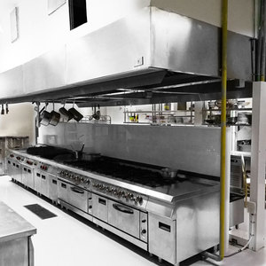 Professional Supplier Mobile Equipment Restaurant/Russia Restaurant Kitchen Equipment