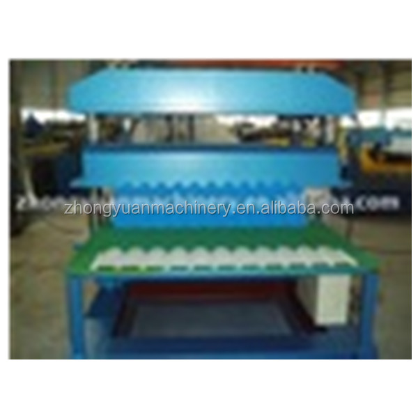 Garden Fence Roll Forming Machine