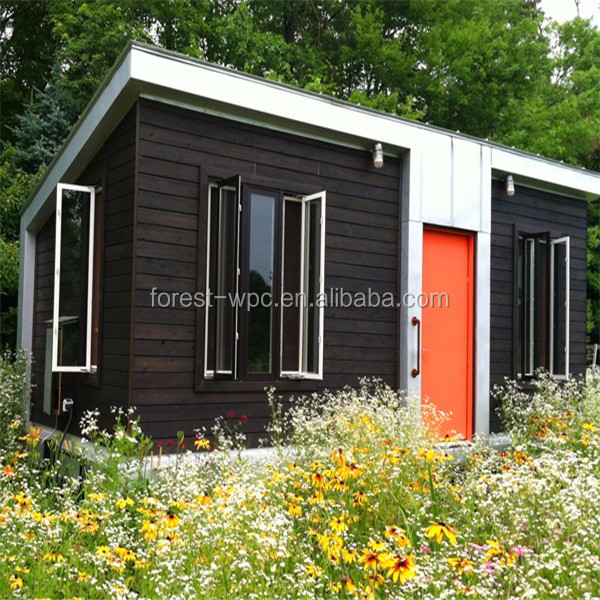 50 Square Meter Frstech Wpc House Cheap Prefabricated Modular ...