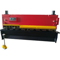 2019 New Design E21S QC12Y 8*3200mm specification cnc sheet metal shearing cutting machine exports singapore /England