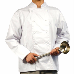 WOMEN'S COTTON CHEF'S JACKET