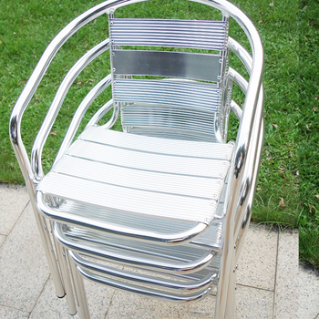 restaurant lightweight outdoor garden furniture cheap cafe bar chairs and tables