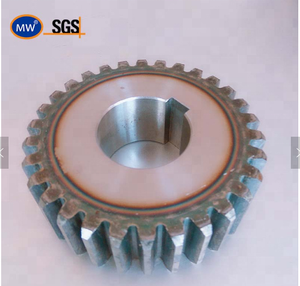 High Quality MW Metal Double Spur Gear