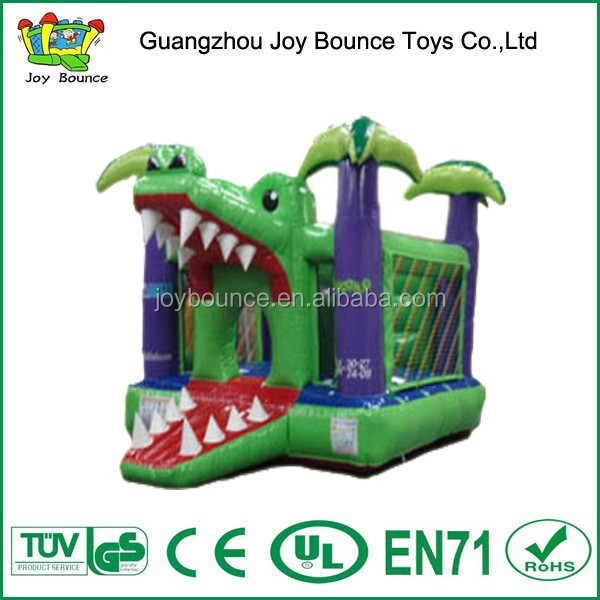 tropical inflatable bouncer(bouncy castle),inflatable castle shark