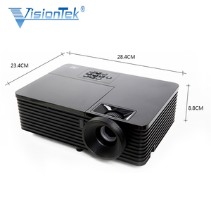 Hot selling HDMI cheap full HD mini projector DLP 3d projector with 3000 lumens native 1024*768