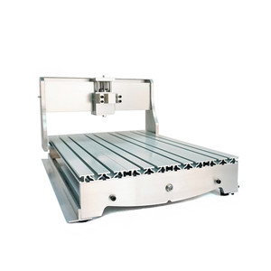 Hot sell DIY cnc 6040 lathe bed frame parts for cnc engraving machine