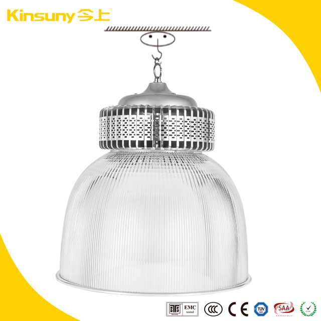 plastic cover 150W led high bay light for warehouse