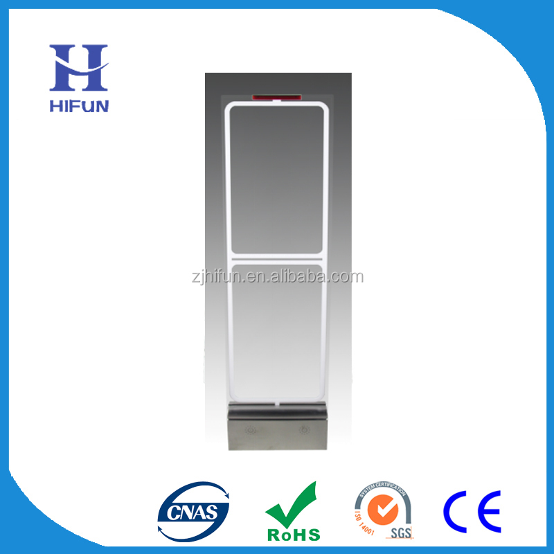 58KHz EAS AM Anti theft Shop Lifting Prevention System Gate For Supermarket and Retail