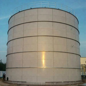 Large size portable assembly steel bolted water storage tank