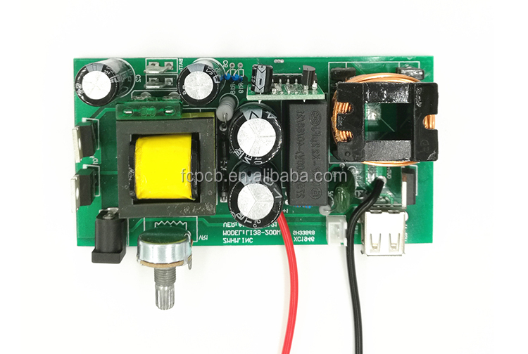 Oem customized tg130 circuit board high frequency rogers pcb board