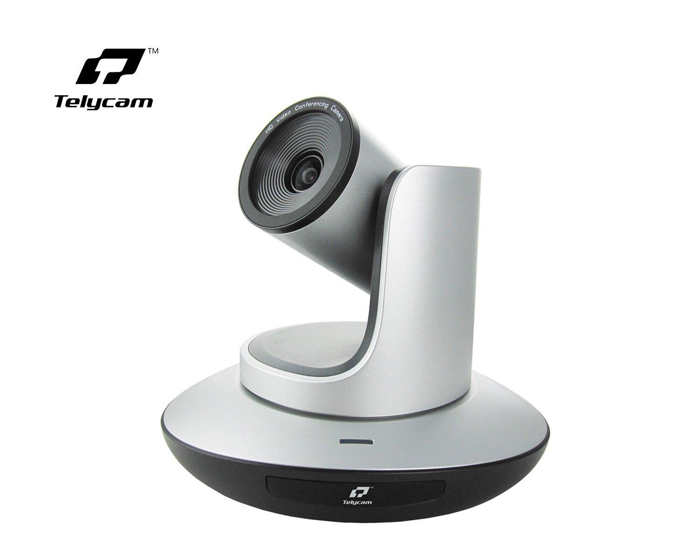 TelyCam 3x Wide Angle Video Conference Camera - USB - PTZ