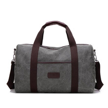 New Fashion British Style Men Canvas Handbag Simple Casual All-Match Practical Large Capacity Messenger Bag For Travel MT101291