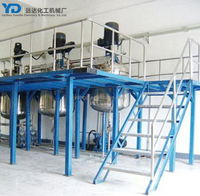 Unsaturated Polyester Resin Equipment / Chemical Mixing Reactor