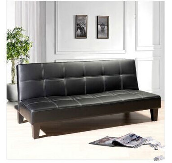 Living Room Reclining Sofa Beds China Price Of Bed Designs Synthetic Leather