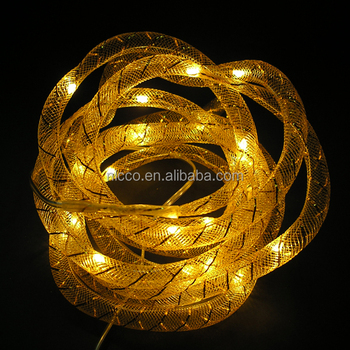 Decoration Clical Design Battery Operated Micro Copper Wire Led Mini Light Chain Free Hanging Rope Lights