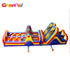 Combo games inflatable obstacle course inflatable kids obstacle