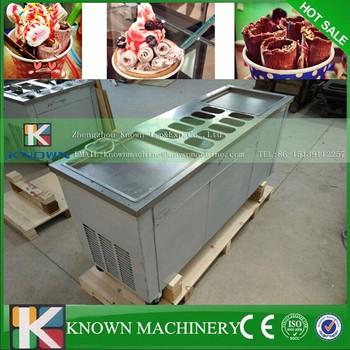 Japan compressor environmetal refrigerant r410a flat pan fried ice japan compressor environmetal refrigerant r410a flat pan fried ice cream roll machine ccuart Choice Image