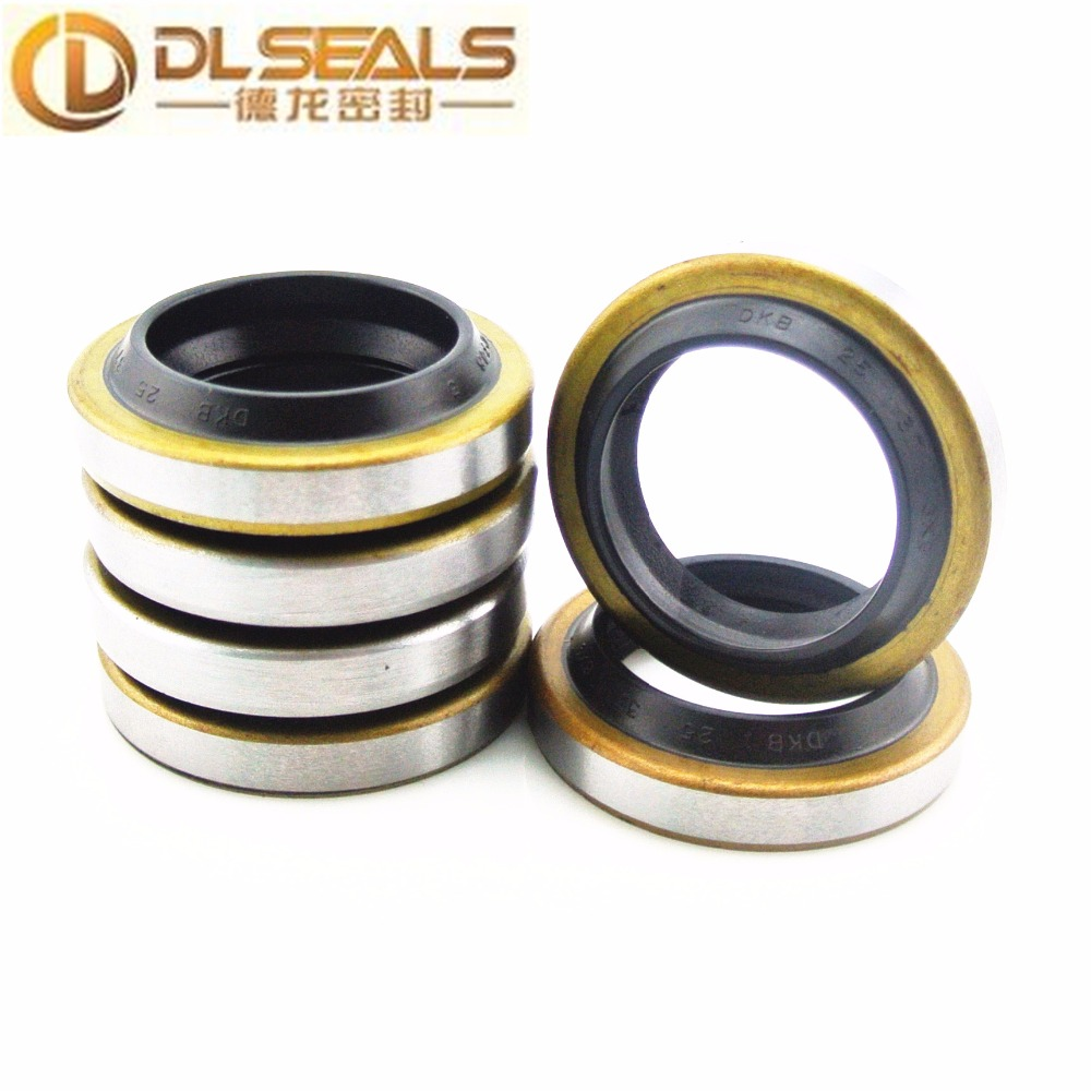 DKBI /DKB hydraulic cylinder NBR + metal Dust oil seals Wiper Seals