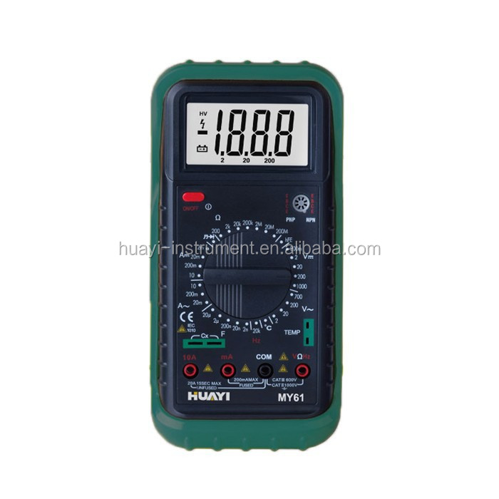 Portable Digital Multimeter MY61