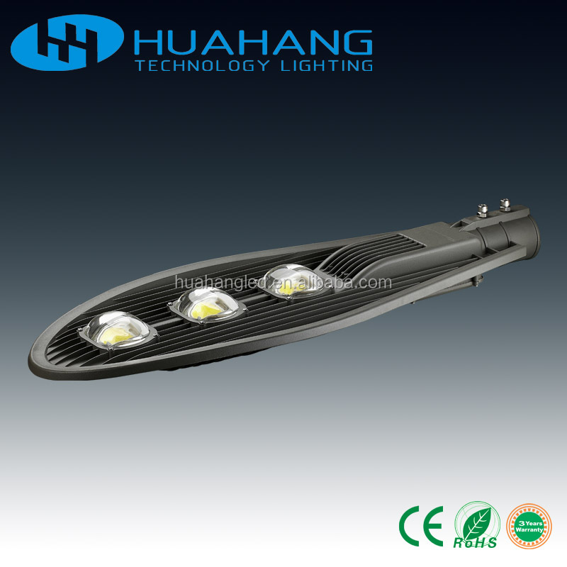 IP65 LED street lighting Bridgelux Meanwell 180w street light 150w 120w 100w 80w 50w COB LED street lamp