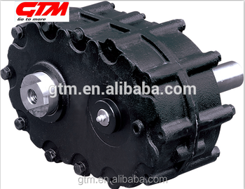 2 Speed Gearbox For Chain Transmission