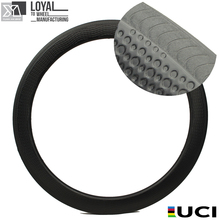 High TG carbon fiber 58mm dimple carbon rim with hacking Knife braking surface