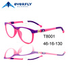 2019 Hot Sale China Factory High Quality Classical TR90 Kids spectacles 360 Degree Children Optical Frames