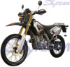 SKYTEAM 250cc 4 stroke Enduro Trail Bike Motorcycle (EEC EURO III EURO3 Approval)