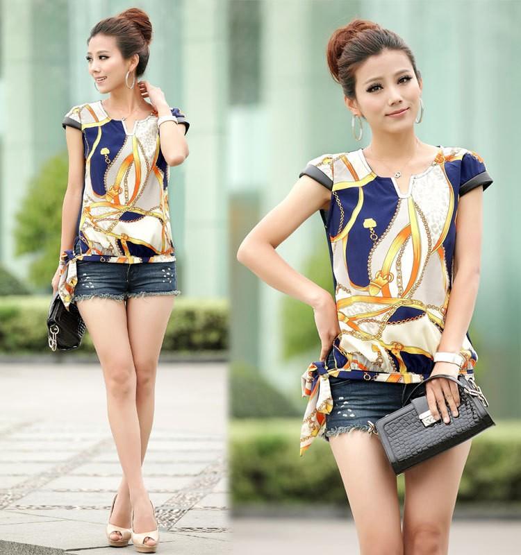 67ab70397b95 2016 Summer Online Shopping India Xxxxx Ladies Plus Size Printing Tee Shirt