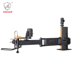 Dinosaw hand grinding and polishing machine for granite marble