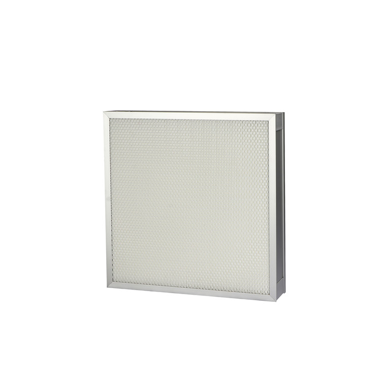 Hot sale high efficiency  stainless steel  liquid filter hepa air filter