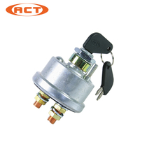 2 Lines Ignition Start Switch 7N-0718 For CAT Excavator Electric Parts