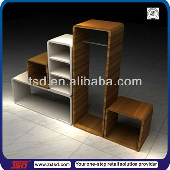 wooden cubes furniture. TSD-W501 Custom Mdf Wooden Cube Display Shelf,furniture For Clothing Store,large Cubes Furniture