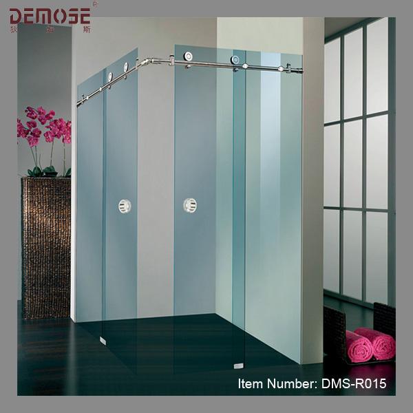Tinted Tempered Gl Door Whole Suppliers Alibaba Sliding Bathroom Doors Decorating Ideas