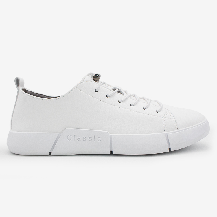 All Match Blank Retail Stylish Men PU Upper Sport <strong>Shoes</strong> and Sneakers