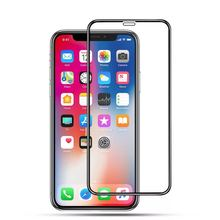 Best 잘 팔리는 products 풀 Cover 강화 (gorilla Glass) 5d <span class=keywords><strong>곡선</strong></span> Screen Protector 대 한 iPhone X S max 6 7 8
