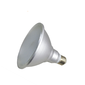 Waterproof IP65 15W LED PAR38 light bulb with good heat dissipation for outdoor lighting darden