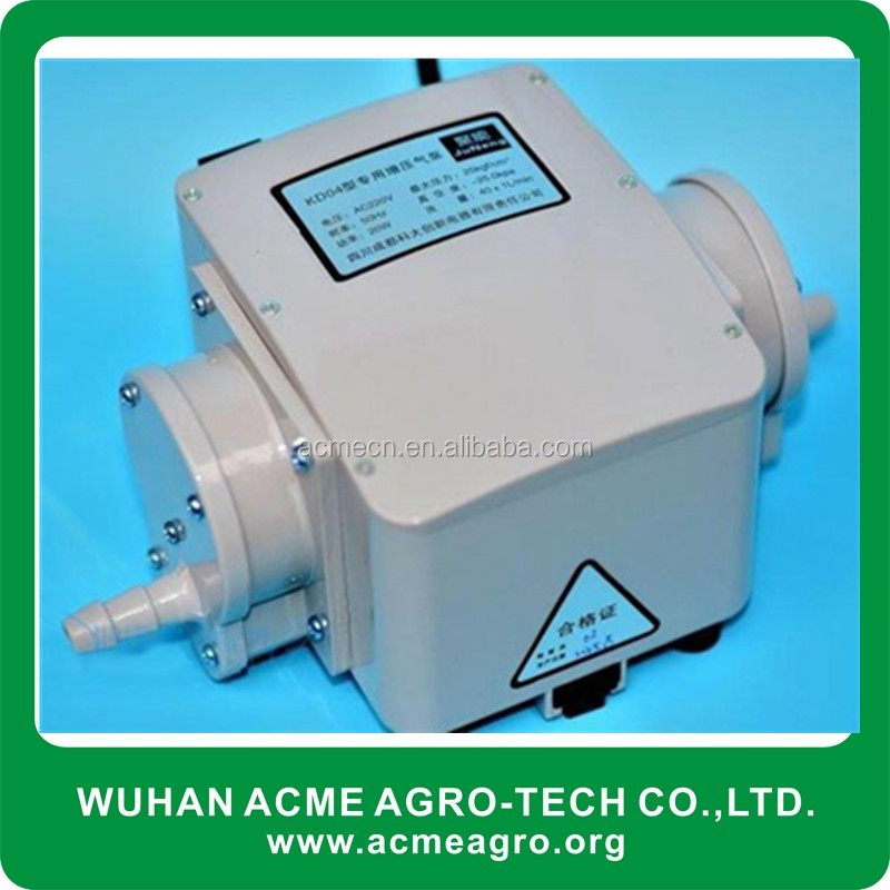 China supplier small biogas equipment biogas booster <strong>pump</strong>