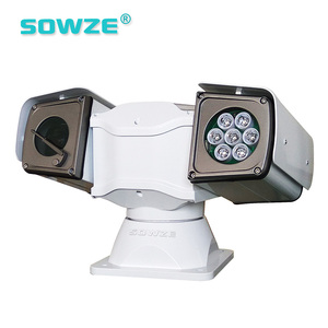 Ruggedized HD SDI IR PTZ Camera for Armored, Patrol Vehicle, Police Car and Boat