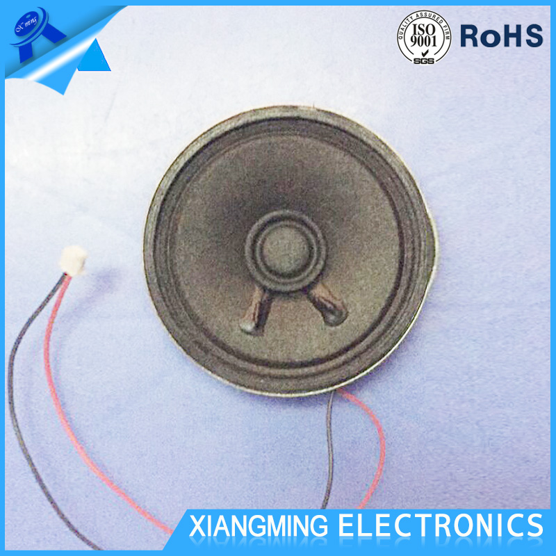 57MM 8 Ohm 3-5W Speaker Parts Paper Cone with Wire and Connector