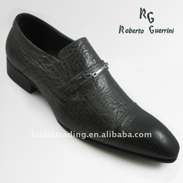 Nouveau mode italienne homme chaussures