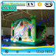 2016QiLing commercial kids Inflatable jumping castle/bouncy castle/infltable bouncer
