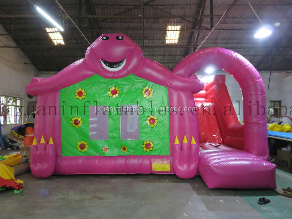 Groovy Inflatable Barney Combo Cartoon Inflatable Bouncer Buy Inflatable Barney Inflatable Bouncer Inflatable Combo Product On Alibaba Com Download Free Architecture Designs Boapuretrmadebymaigaardcom