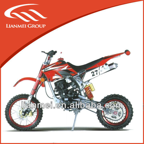 200cc cheap dirt bike with adjustable shock with CE