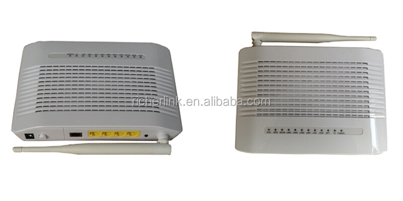 Fiber optic wireless networking equipment FTTH EPON ONU Modem, compatible with huawei High quality device