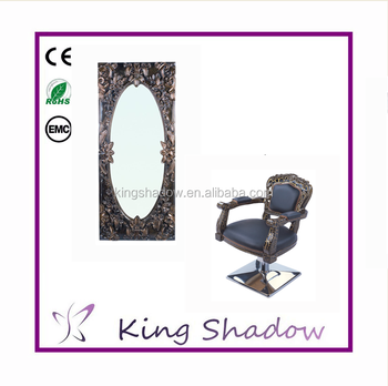 Christma Promotion Theatre Style Mirror With Lights Vintage Portable Beauty