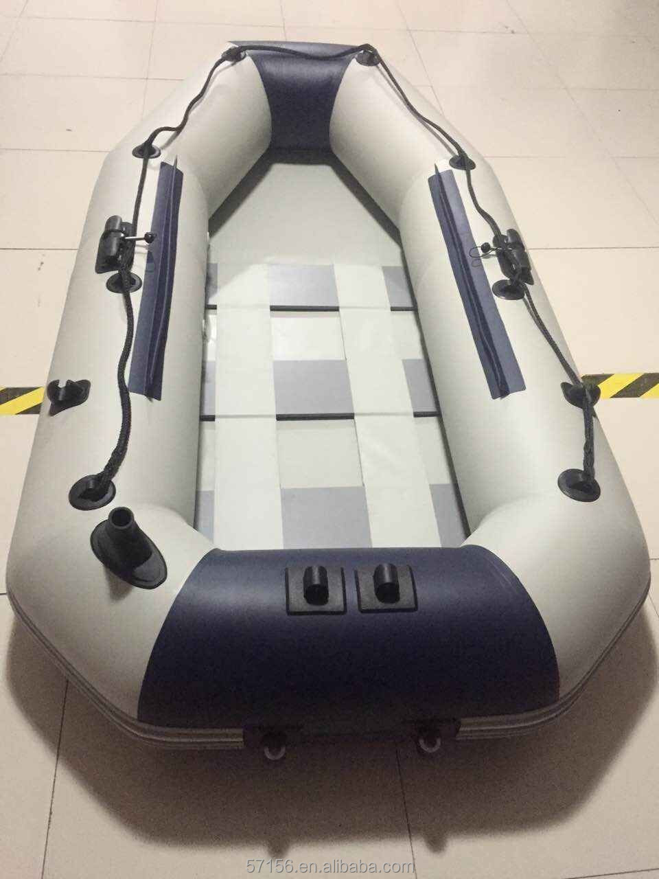 2016 cheap fashion inflatable fishing boats for sale